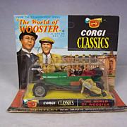 """Corgi Classics No.9004 """"World Of Wooster"""" Bentley, Boxed, 1966"""