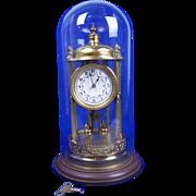 Grand Kieninger & Obergfell 400 Day Torsion / Anniversary Clock c.1930's