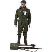 Palitoy Action Man Green Beret Commander