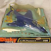 Dinky 725 F-4K Phantom II  1973-77