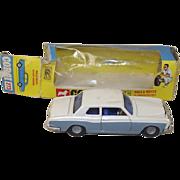 Boxed Corgi Toys 273 Rolls Royce Silver Shadow