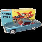 Boexed Corgi 241 Metallic Silver Blue Ghia L.6.4