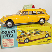 Corgi Toys No. 436 Citroen Safari ID19, Boxed
