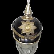 Circa 1905 Royal Saxon NCO's 1st Life Guard Grenadier Regiment Pickelhaube