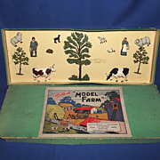 Boxed Britains Set 120F (56F Contents) Model Farm