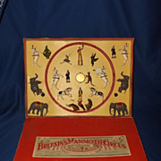 1952 Britains - Set 1539 - Mammoth Circus - Post War Version, Boxed