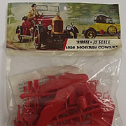 Airfix 1/32nd Scale Vintage Cars Series 1926 Morris Cowley 1963, 2nd Issue