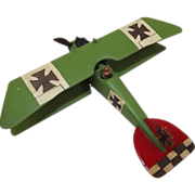 Givejoy Toys Skybirds 1/72nd Scale Aircraft Albatros D.V (No 25A) In Green Made ...
