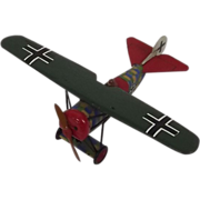 Givejoy Toys - Skybirds 1/72nd Scale Aircraft Series Fokker D. VIII (c. 1935 - 42)