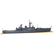 Scratch Built Leander Class Frigate Model HMS Cleopatra By Derek Head