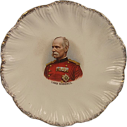 Boer War Lord Roberts VC Commemorative Plate