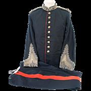 Victorian Royal Artillery Majors Full Dress Uniform