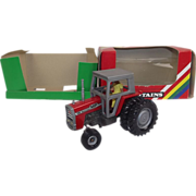 1980 Britains Boxed 9529 Massey Ferguson Tractor