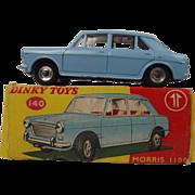 Boxed Dinky No. 140 – Morris 1100 Light Blue