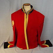 Queen's Royal Lancers Staff Sergeant Tunic 17th/21st Regiment