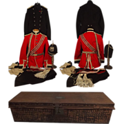 Edward VII Pattern Colonel Sir Edward Thomas Davenant Cotton-Jodrell Uniform Set RE MP