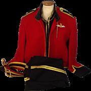 SAS/Para/AAC Full Mess Dress Uniform – 16th/5th Lancers