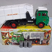 Dinky Toys No.978: Refuse Wagon