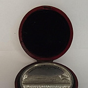 1851 Allen & Moore Crystal Palace International Industrial Exhibition Medal