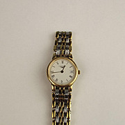 Ladies Longines Les Grandes Classiques Two Tone Stainless Steel Wristwatch
