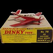Boxed Dinky Toys 710 Beechcraft S.35 Bonanza #2