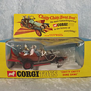 Corgi 266 Chitty Chitty Bang Bang