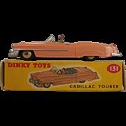 Boxed Dinky 131 Cadillac Eldorado