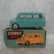 Boxed Corgi 404m Bedford Dormobile Personnel Carrier 1956-60