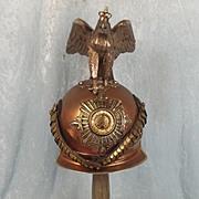Prussian M1867 Officers Garde Du Corps Helmet