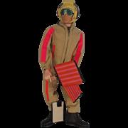 Palitoy Vintage Landing Signal Officer Action Man