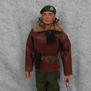 Palitoy Vintage Tank Commander Action Man