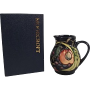 Boxed Small Moorcroft Queens Choice Mid Summer Nights Dream Jug