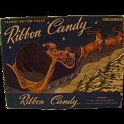 Vintage Santa Clause Candy Box
