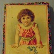 Vintage Victorian Picture Blocks