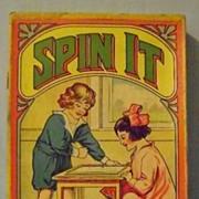Vintage Spin It Game