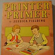 Vintage Childrens Print Set