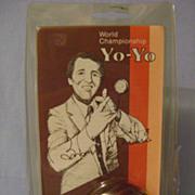 World Championship Martin Yoyo in Original Package