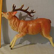 Vintage Celluloid Reindeer