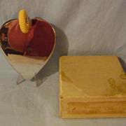 Vintage Chase Valentine Server / Box