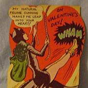 Vintage Batwoman Valentine