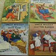 SOLD Vintage Uncle Wiggily Books