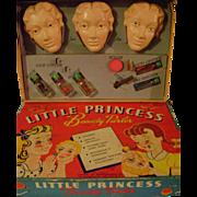 Vintage Little Princess Beauty Parlor