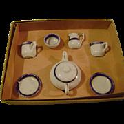 Vintage Tiny Tea Set