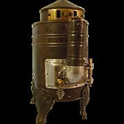 Vintage Sample Heating Stove