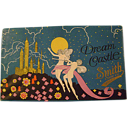 Vintage Dream Castle From Smith Candy Box