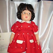 Lenci Brunilde Doll in Orig. Box w/COA