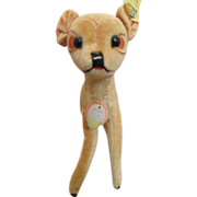 SOLD Early Steiff Bambi Deer with Buttons and Tags - Endearing Face - Red Tag Sale Item