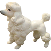 Bisque French Fashion Poodle for Your French Fashion Doll
