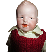 Darling G. Heubach Character Boy Doll