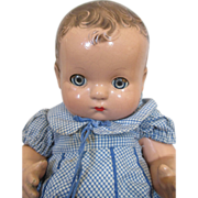 "SOLD ON HOLD - Sweet 10"" Effanbee Patsy Baby Doll"